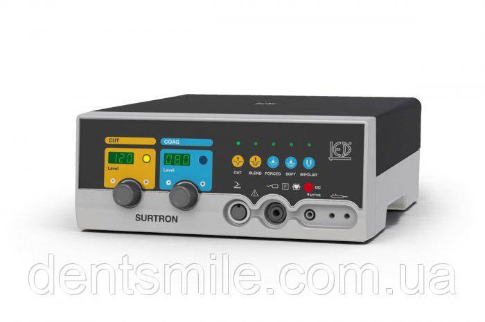 Моно/биполярный электрохирургический коагулятор SURTRON 120 (LED)