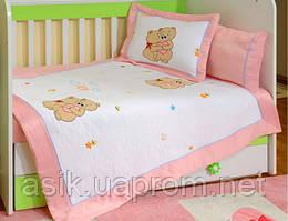 Детское постельное белье — какая ткань лучше?