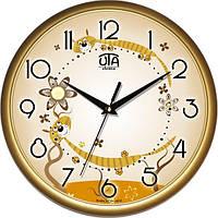 Часы настенные круглые Котики