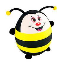 """Антистрессовая игрушка мягконабивная """"SOFT TOYS """"Бджілка"""", 21*20см"""