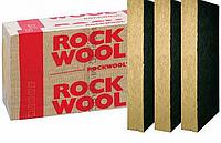 Утеплитель для вентфасадов со стеклохолстом Wentirock Max F, Rockwool