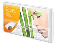 Qmed Bamboo Pillow Ортопедическая бамбуковая подушка