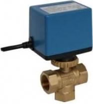Трехходовой клапан с электроприводом ZV 3-15-5-24v