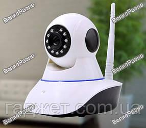 WI-FI IP камера и сигнализация  KERUI IPC-Z05 2 в 1 устройстве камера и сигнализация