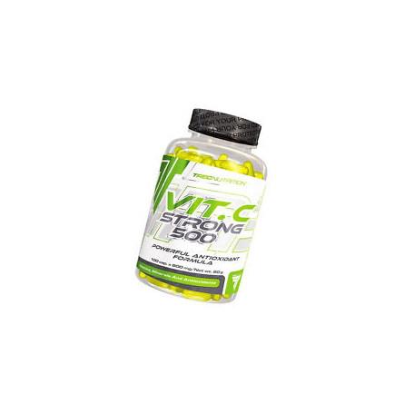 Витамин С, VIT. C STRONG 500, 100CAP