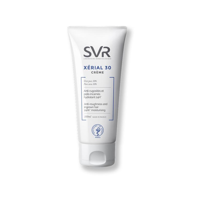 Крем для очень сухой кожи стоп SVR Xerial 30 Cream Nutri-Repair