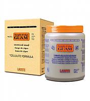 """Антицеллюлитная маска """"Горячая формула"""" Guam (Гуам) 1 кг для обертывания из морских водорослей  Fanghi d'Alga"""