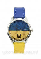 Наручные часы Украина. Часы для патриотов!!!
