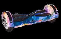 Гироборд Smart SNS U6 Ручка-переноска - 8 дюймов TaoTao APP + самобаланс Space (Космос), фото 1
