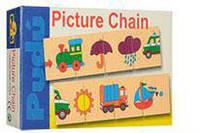 Деревянная игрушка BLS 2182 Пазлы