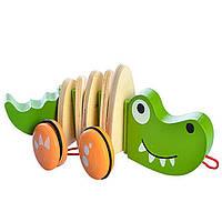 Деревянная игрушка Каталка (MD 0988)