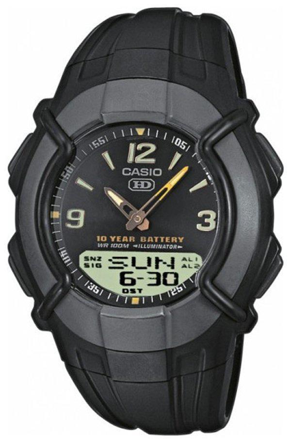 Наручные мужские часы Casio HDC-600-1BVEF оригинал