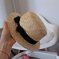 Шляпа канотье женская купить Одесса, фото 1