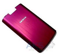 Задняя часть корпуса (крышка аккумулятора) Nokia X3-02 Original Pink