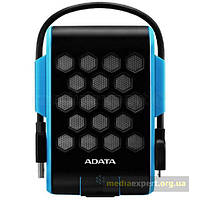 Диск Adata Dashdrive Durable Hd720 1tb синий