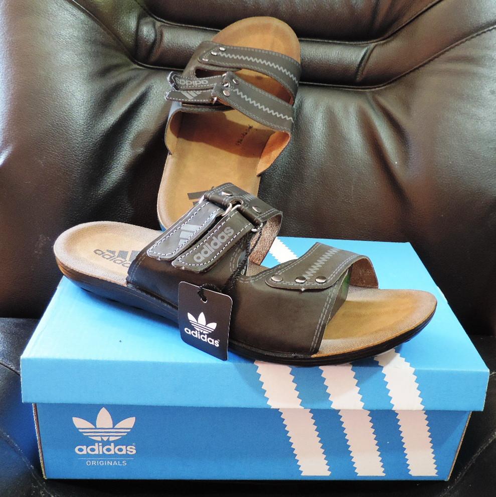 Шлепанцы мужские босоножки Adidas Prestige 3b3e32dc591e7