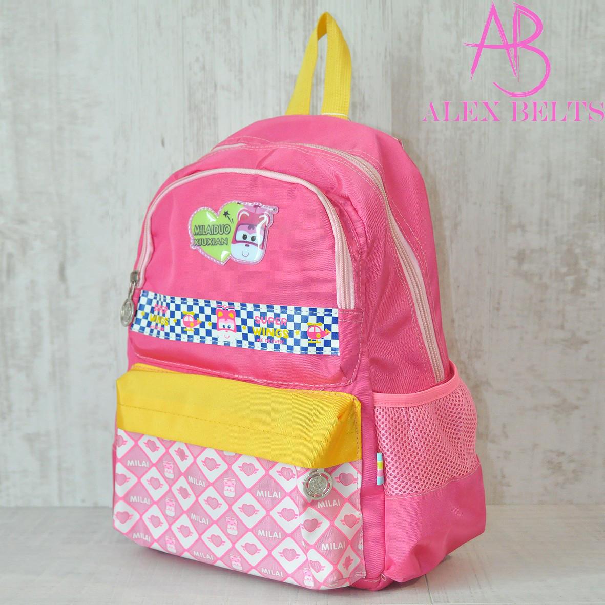 Школьный рюкзак-портфель Арт.0886#   26x35х12 см-купить оптом в Одессе