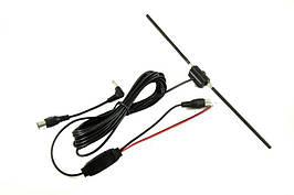 Автомобільна FM антена + TV 0018 посилення сигналу