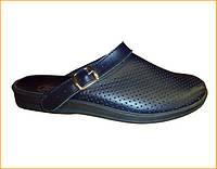 Сабо синие женские медицинская поварская обувь опт, фото 1