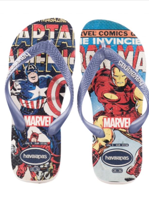f49f95475 Подростковые пляжные вьетнамки тапочки Marvel Disney Оригинал, цена 400  грн., купить в Днепре — Prom.ua (ID#731980714)