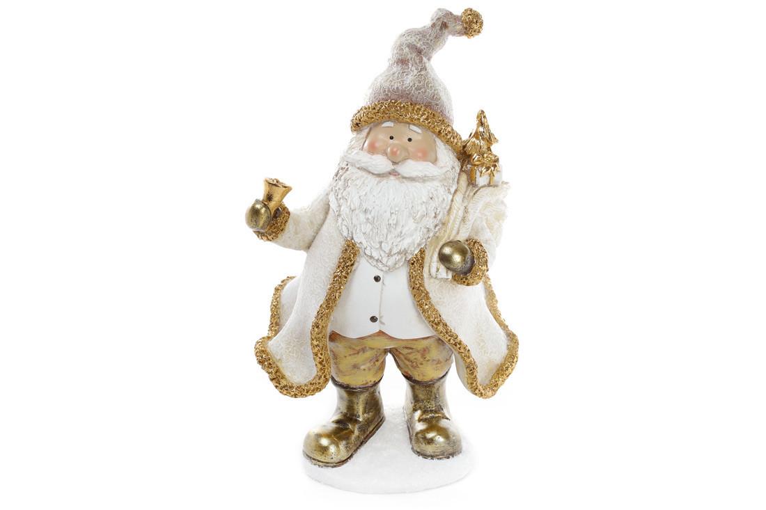Декоративная фигурка Санта 29.5см, 823-247