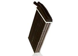 """Радиатор отопителя дополнительного ОСА 9000, алюм., (d20мм) """"АвтоРад"""""""