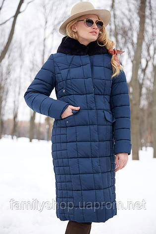 9171df6838a Зимнее женское пальто большого размера Лара Нью Вери (Nui Very ...