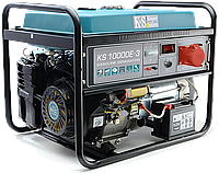 Könner&Söhnen KS 10000E-3 - бензиновый генератор