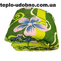 Одеяло евро холлофайбер комбинированное в ассортименте 195/210