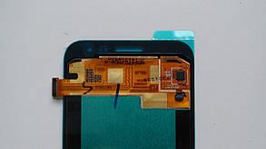 Дисплей с сенсором Samsung J200 Galaxy J2 Черный/Black, GH97-17940C, фото 3