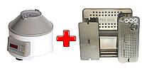 Лабораторная центрифуга медицинская для плазмолифтинга с Prf Box, фото 1
