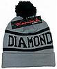 Модные шапки Diamond