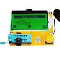 Тестер радиодеталей ESR метр LCR-T4 M328