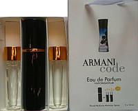 Духи 3в1 Giorgio Armani Armani Code копия