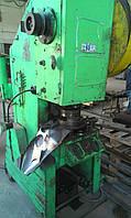 КД2324 - Пресс кривошипный, усилием 25т, фото 1