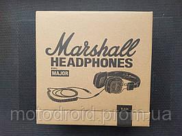 Навушники Marshall MAJOR
