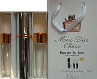 Духи 3в1 Dior Miss Dior Cherie копия