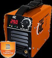 Инверторный сварочный аппарат ТехАС TA-00-007 6400Вт 250A