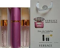 Духи 3в1  Versace Bright Crystal копия
