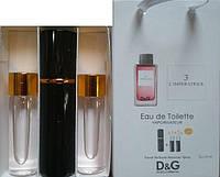 Духи 3в1  Dolce&Gabbana Imperatrice копия