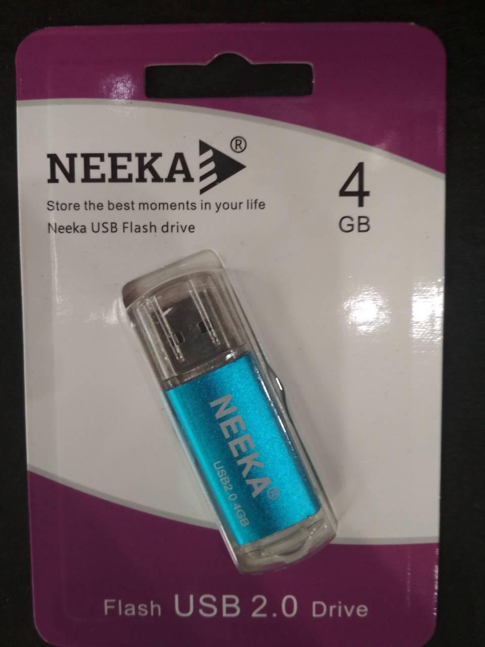 USB Flesh-накопитель (флешка) на 4 Gb