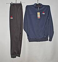 Мужской спортивный костюм эластик Reebok (Р.50-56) купить оптом от  производителя 5b96230760e