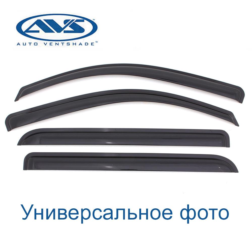 Дефлектори вікон вітровики на NISSAN Nissan Armada 2004-10 4 шт