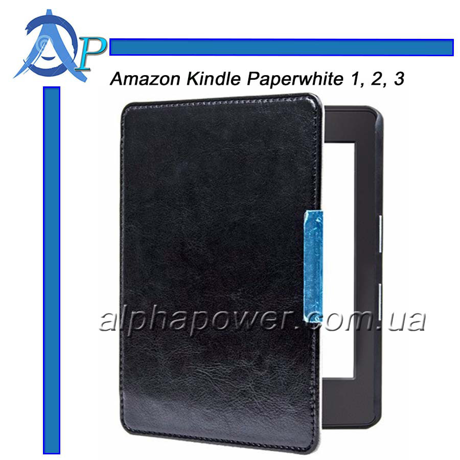 Обложка - чехол для электронной книги Amazon Kindle Paperwhite 1, 2 E-reader