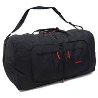 Сумка дорожная Members Holdall Ultra Lightweight Foldaway Large 71 Black