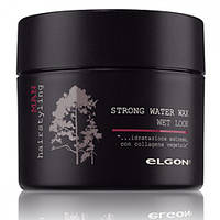 Elgon Man Strong Water Wax Wet Look - Воск для моделирования 100мл