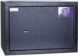 Сейф меблевий Ferocon БС-25К. 9005 250(в)х350(ш)х250(гл)