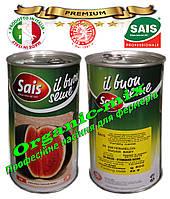 Шуга Беби / SUGAR BABY (Сахарный малыш), семена арбуза,  ITALY ТМ SAIS, (банка 500 грамм)