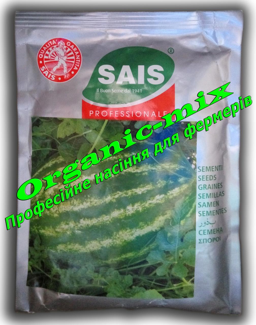 Семена, очень ранний Арбуз СЮРПРИЗ F1 / SURPRISE F1, SAIS (Италия), 1000 семян
