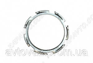 Кольцо прижимное электробензонасоса металлическое ВАЗ 1117, ВАЗ 1118, ВАЗ 1119 Калина